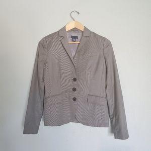 J. Crew Wool Cashmere Blend Blazer Size 4